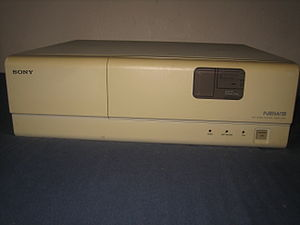 Sony NEWS - Sony NWS-3710 front