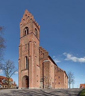 Dominican Priory, Viborg church building in Viborg Municipality, Denmark