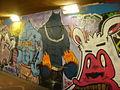 Sottopassaggio delle cure, graffiti 17.JPG