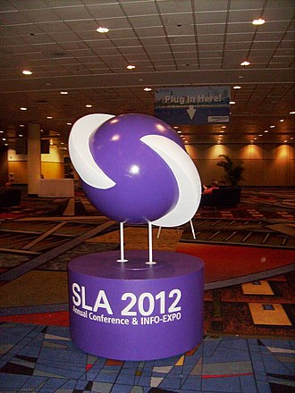 Special Libraries Association - The SLA conference in 2012