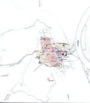 History of Speyer - Urban development of Speyer