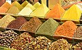 Spices on Spice Bazaar in Istanbul 03.jpg
