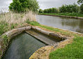 Spillway, Astwood Bottom Lock - geograph.org.uk - 1353727.jpg