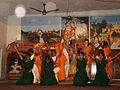 Sri Aurobindo Ashram Rewa cultural activity at school.jpg