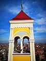 St. Archangel Michael, Rakovski - north campanile.jpg
