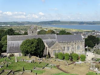 Collegiate Church of St Mary Youghal - St Mary's Collegiate Church, Youghal