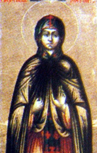 May 29 (Eastern Orthodox liturgics) - Image: St. Theodosia