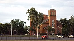 St. Mary's Church Complex Historic District