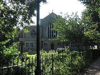 St. Marys Church, Walthamstow Church in London, England