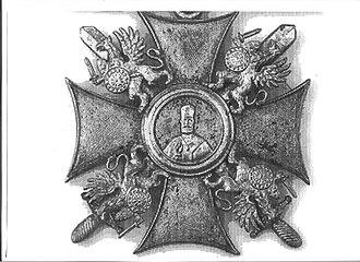 Order of Saint Nicholas the Wonderworker - Image: St Nicholas Griffins