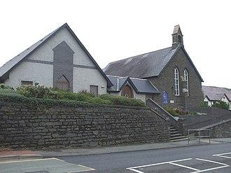 Penparcau - Image: St Anne's Church, Penparcau geograph.org.uk 1451122