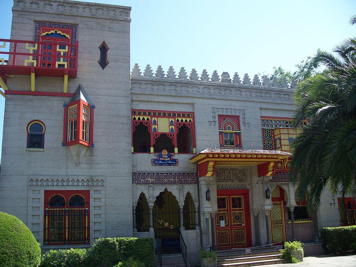 Villa Zorayda Wikipedia