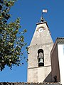 St John Baptist Church - Steeple close up 5755.jpg