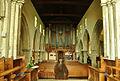 St Leonard's Church, Hythe interior.jpg