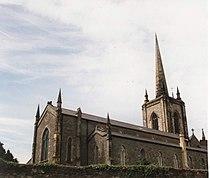 St Macartin's Cathedral, Enniskillen, Co Fermanagh, Ireland - geograph.org.uk - 76085.jpg