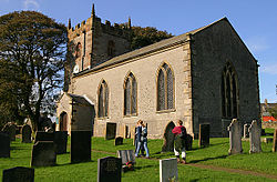 St Margaret's Church, Wetton - geograph.org.uk - 271524.jpg