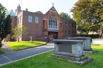 St Mary's Church, Woodford - St Mary's Church, Woodford