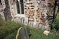 St Mary, Fordham, Norfolk - Gravestones - geograph.org.uk - 1449357.jpg
