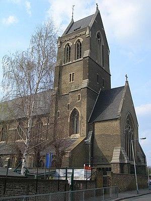 St Matthias' Church, Stoke Newington - St Matthias Church