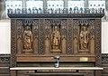 St Michael's Church - Eglwys San Mihangel, Caerwys, Flintshire, Wales 40.jpg