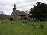 St Michael, Rochford, Worcs - geograph.org.uk - 151274.jpg