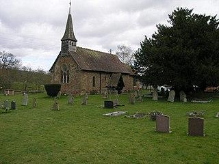 Rochford, Worcestershire village in the United Kingdom