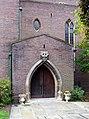 St Thomas, Hanwell, London W7 - Porch - geograph.org.uk - 1591149.jpg