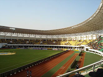 2008 Africa Cup of Nations - Image: Stadium tamale 2