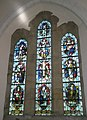 Stained glass window within St Mary's, Yapton - geograph.org.uk - 1245806.jpg