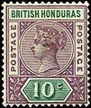 Stamp British Honduras 1895 10c.jpg