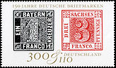 Stamp Germany 1999 MiNr2041 Deutsche Briefmarken.jpg