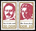 Stamps of Germany (DDR) 1971, MiNr Zusammendruck 1650, 1651.jpg