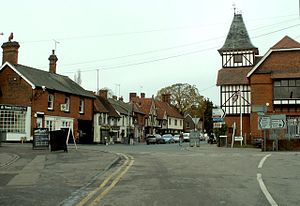 Stansted Mountfitchet - Image: Stansted Mountfitchet in 2006