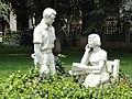 Statues - Yunnan University - DSC02353.JPG