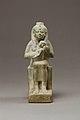 Statuette of Isis nursing Horus, dedicated by Ankhhor MET 45.2.10 EGDP013275.jpg
