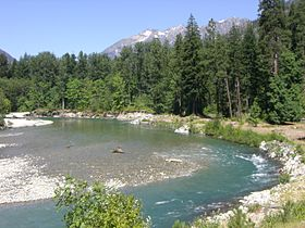 Image illustrative de l'article Stehekin River