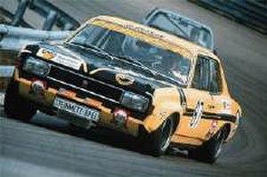 Steinmetz Opel Tuning - A 1971 Steinmetz Commodore A  3000 GS Motorsport Group II