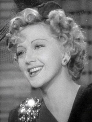 Stella Adler - Adler in Shadow of the Thin Man (1941)