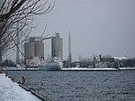 Stephen B. Roman, moored in Toronto, 2012-12-31 -a.jpg