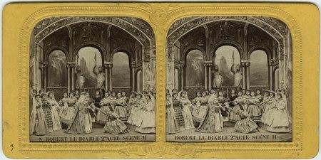 Stereokort, Robert le Diable 3, acte II, scène II - SMV - S105a.tif
