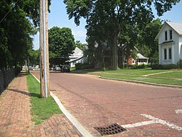 Sterling Il Brick road2