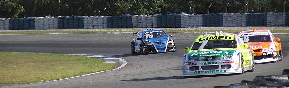 Stock Car V8 Brasil 2006 Curitiba
