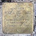 Stolperstein Gillweg (Grune) Frieda Fraenkel.jpg
