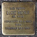 Stolperstein Maybachufer 8 (Neuk) Lucie Meyer.jpg