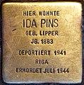 Stolpersteine Höxter, Ida Pins (Marktstraße 12).jpg