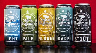 F&M Brewery - Image: Stone Hammer Brewing