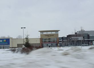 Stone Road Mall - Image: Stone Road Mall Guelph