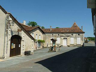 Saint-Privat-des-Prés Part of Saint Privat en Périgord in Nouvelle-Aquitaine, France