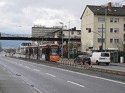 Cassellastraße in Frankfurt am Main