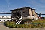 Stralsund, Dänholmstraße 11, ehemalige Reparaturwerft (2013-07-08), by Klugschnacker in Wikipedia (7).JPG